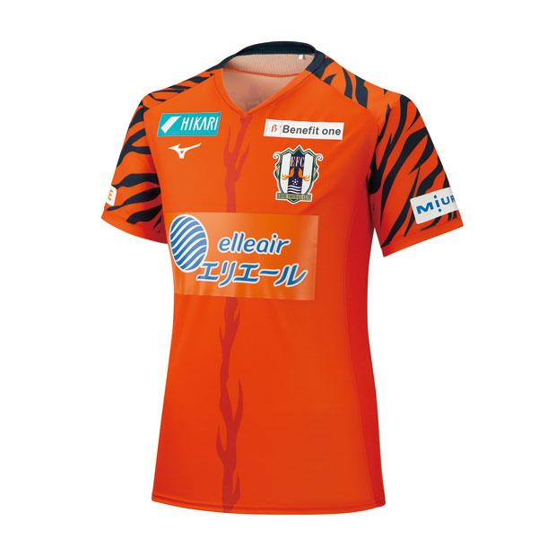 愛媛FC 2021 ホーム 半袖オーセンティックユニフォーム  p2ja1y0101