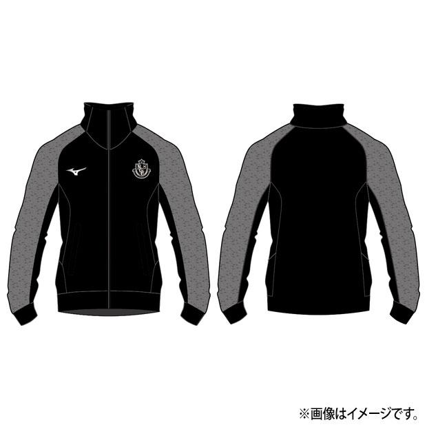 名古屋グランパス 移動用長袖シャツ  p2jc9y0109 ブラック