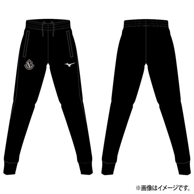 名古屋グランパス 移動用パンツ  p2jd9y0109 ブラック