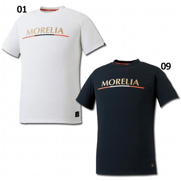 モレリア 35th 半袖Tシャツ  p2ma0900