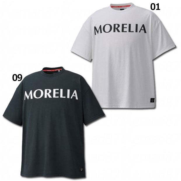 モレリア 35th BIG半袖Tシャツ  p2ma0901