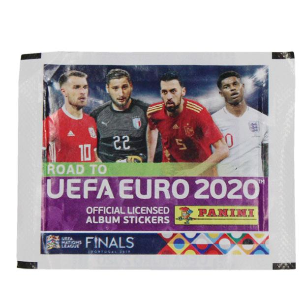 PANINI UEFA EURO 2020 ステッカー  paniniuefaeuro2020