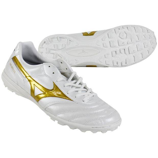 モレリア TF  q1gb200150 ホワイト×ゴールド