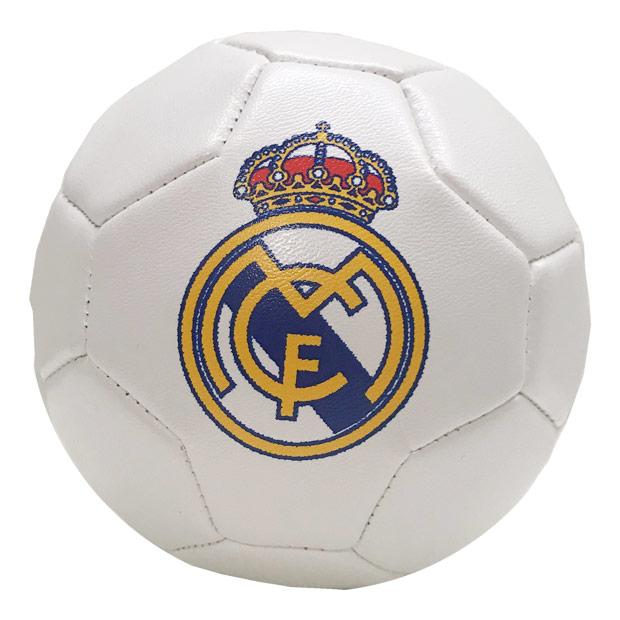 レアルマドリッド ソフトPVCボール  rm30505 ホワイト
