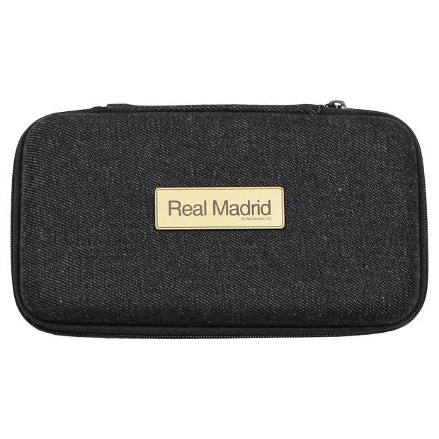 レアルマドリッド マルチポーチ  rm34191 ブラック