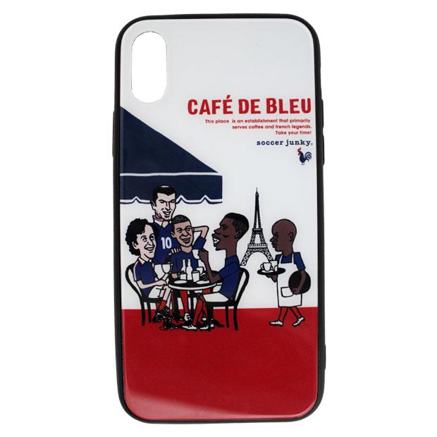 cafe de blue iPhoneケース  sj19408