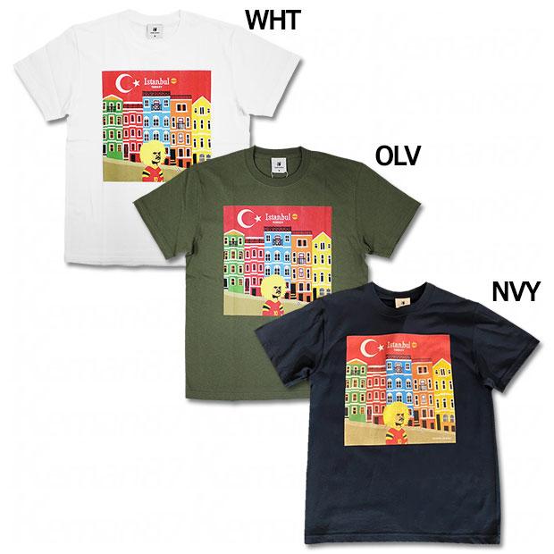 飛んでイスタブール+10 半袖Tシャツ  sj21390