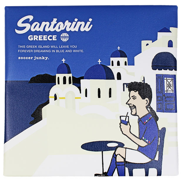 ArtDeli アートパネル Santorini+10 30サイズ  sj21406