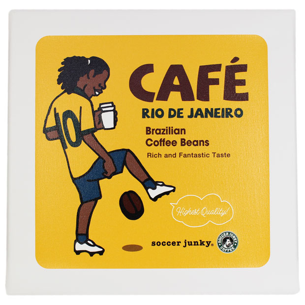ArtDeli アートパネル cafe rio de janeiro 30サイズ  sj21670