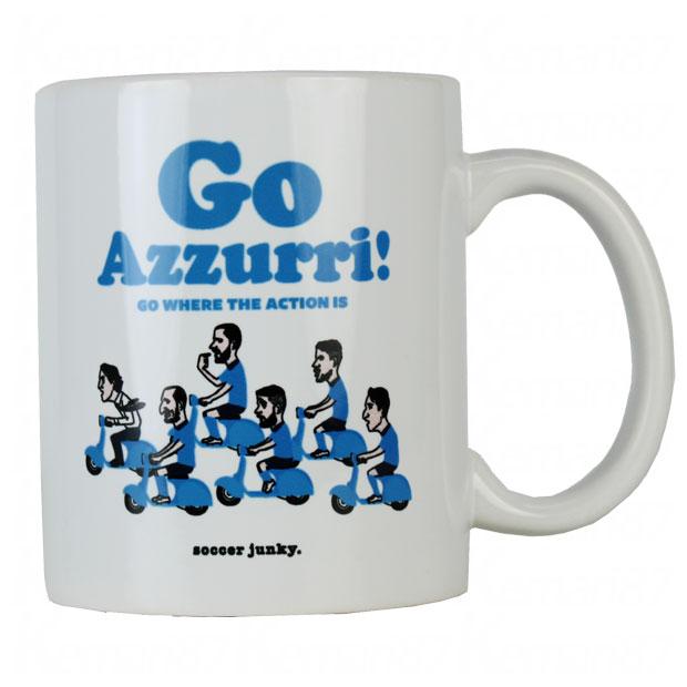 Go azzuri マグカップ  sj21b28