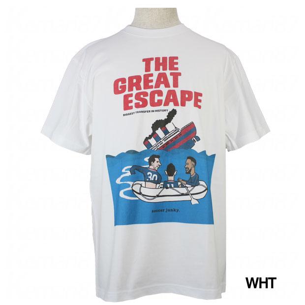 The great escape 半袖Tシャツ  sj21b30