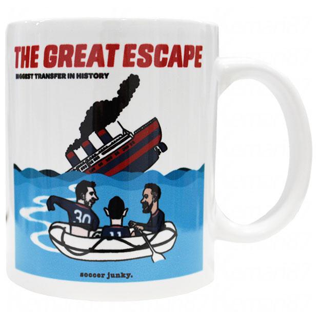 The great escape マグカップ  sj21b31
