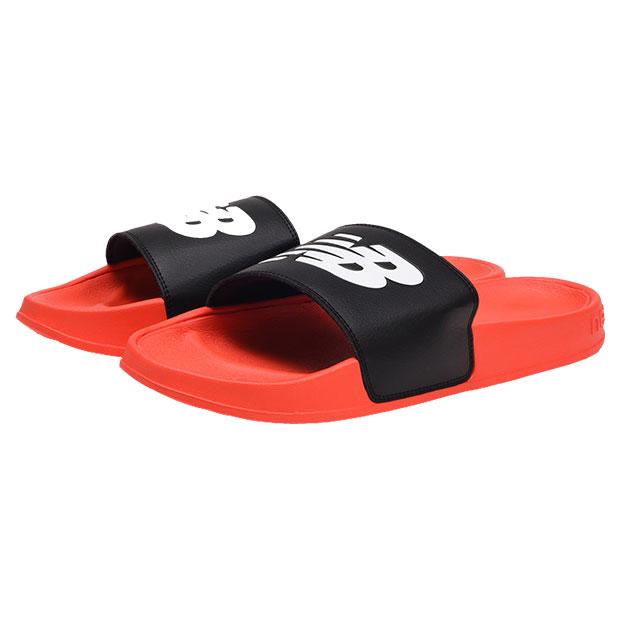 200 SLIDE スポーツサンダル  smf200fbd フレイム×ブラック