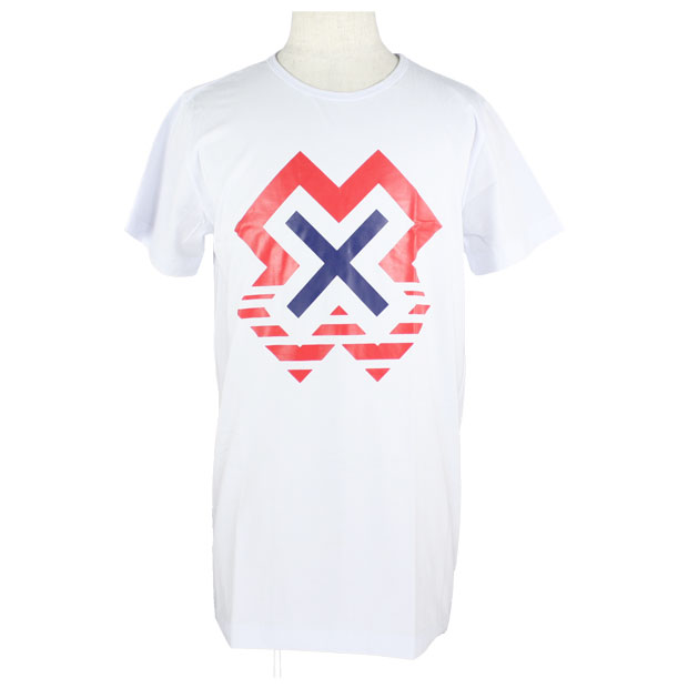 X Tシャツ  ssb08501 ホワイト