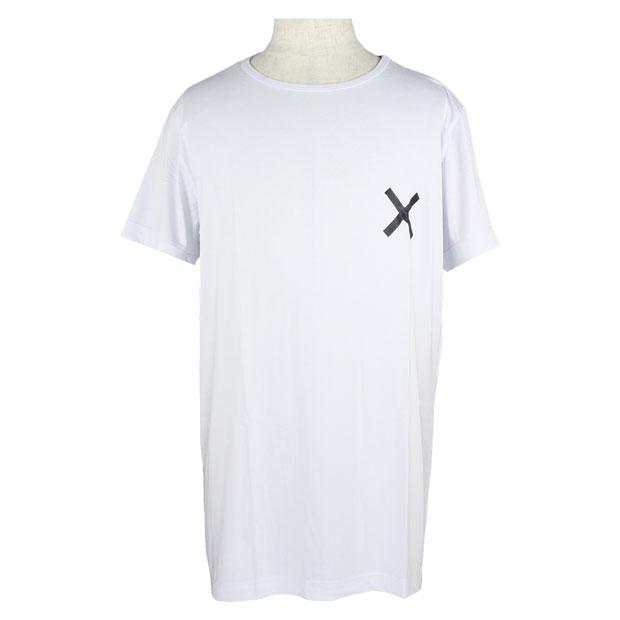 ワンポイントTシャツ  ssb08701 ホワイト