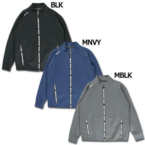 zip logo bonding jacket ボンディングジャケット  tp-0514