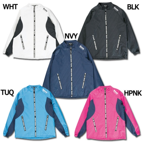 ジュニア slash embos padding jacket 斜エンボスクロス素材中綿ジャケット  tp-0519