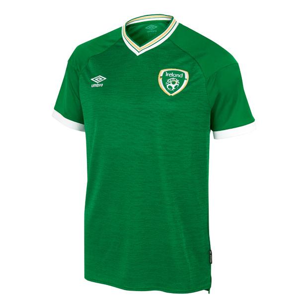 アイルランド 2021 ホーム 半袖レプリカユニフォーム  uda6018h