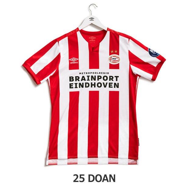 PSV 19-20 ホーム 半袖レプリカユニフォーム  uda6935h-25-d 25.堂安律