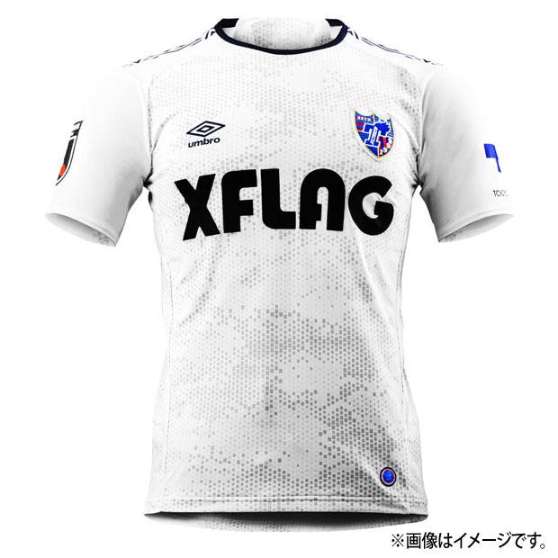 FC東京 2020 アウェイ 半袖レプリカユニフォーム  uds6019a