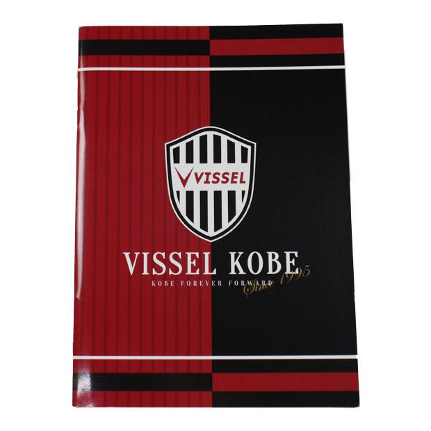 ヴィッセル神戸 B5ノート  vi-103053