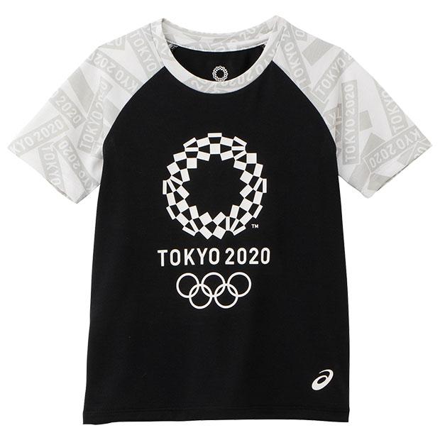 Kids Tシャツ 東京2020オリンピックエンブレム