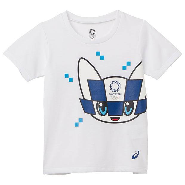 Kids Tシャツ 東京2020オリンピックマスコット