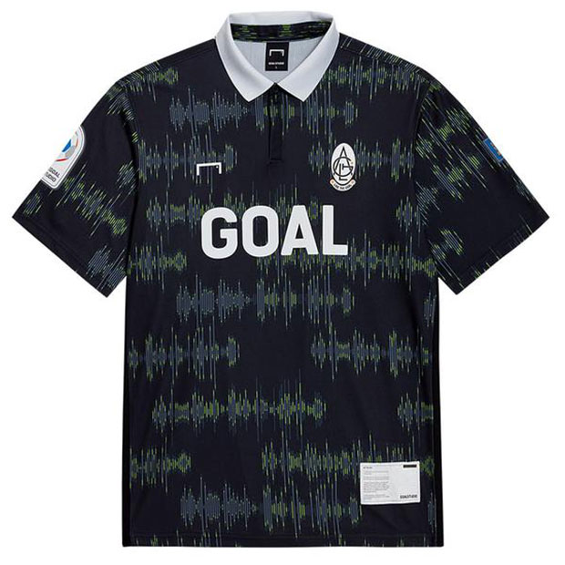 PULSE 半袖ゲームシャツ ブラック