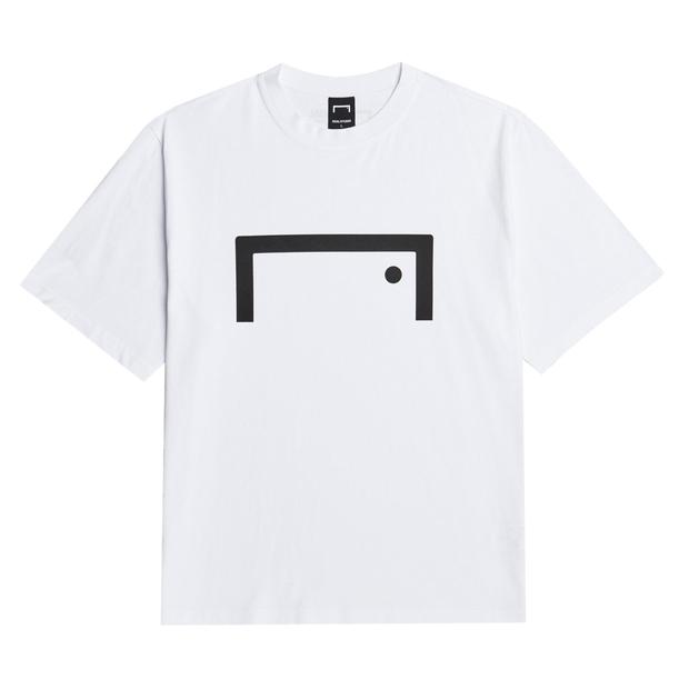 シグネイチャーロゴ 半袖Tシャツ ホワイト